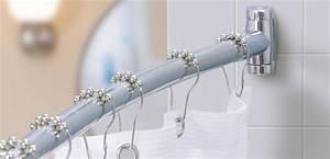 Tringle De Douche : tringle courb e pour rideau de douche par aquasense ~ Melissatoandfro.com Idées de Décoration