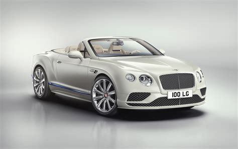 2018 bentley continental gt convertible galene edition by