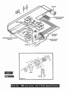1985 Club Car Wiring Diagram Wiper Assembly