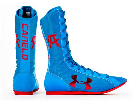 Under Armour Ua Boxing Boots For Saul