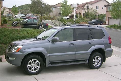 2004 Lexus Gx470 For Sale