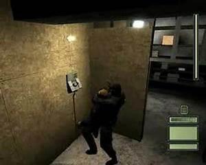 Splinter Cell 1 - YouTube