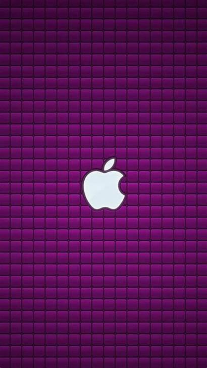 Iphone Apple Wallpapers Purple Backgrounds Phone Retina