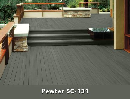 pewter outdoor designs deck stain colors behr deck