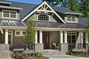 Black Metal Roof Exterior Transitional Black Window Long Lasting Metal Porch Roof