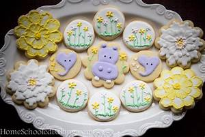 Marta's Baby Shower Cookies Home Schooled Baking