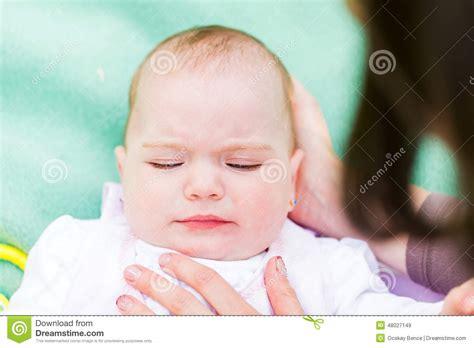 Crying Baby Stock Photo Image 48027149