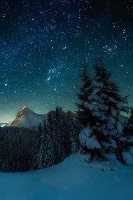 Tumblr Night Sky with Moon