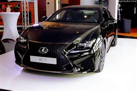lexus rc 350 matte black obsidian black rc f with full carbon lexus rc350