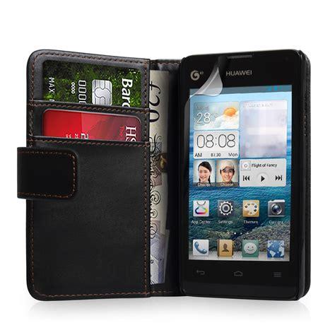 y300 mobile yousave huawei ascend y300 wallet black mobil