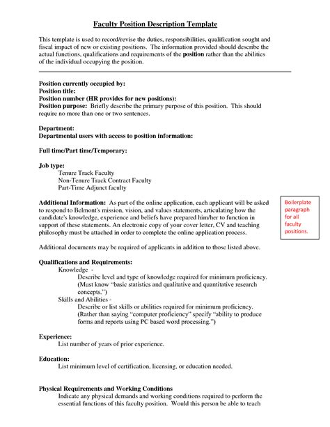 writing cover letters  faculty positions seek  tip