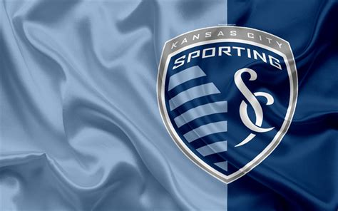 Download Wallpapers Sporting Kansas City Fc, American