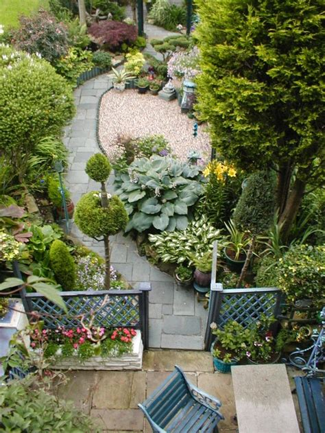 Schmaler Garten Gestalten by Small Gardens 10 Handpicked Ideas To Discover In Gardening