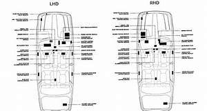 Airbag Sensor Location  Where Is The Airbag Sensor Module