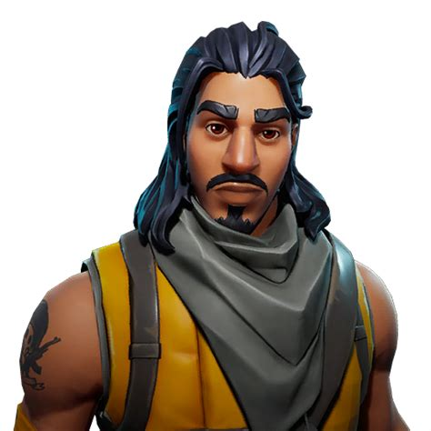 tracker outfit fortnite wiki