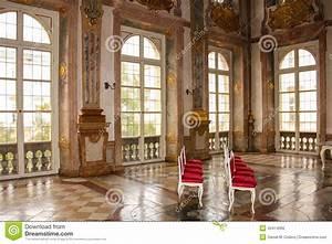 Interior. Marmorsaal. Mirabell Palace. Salzburg. Austria ...
