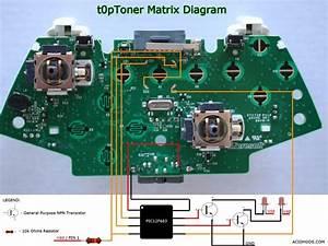 Xbox 360 Circuit Board