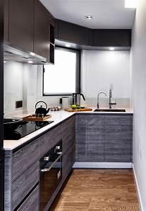 Hong Kong Small Kitchen Design