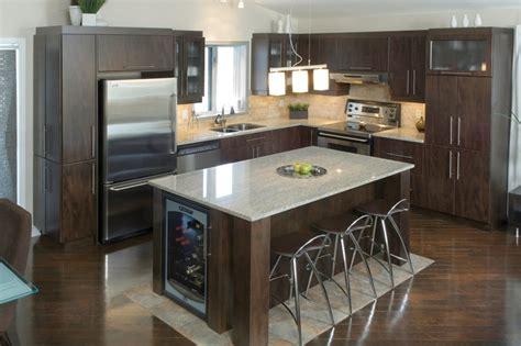 exemple cuisine avec ilot central modele cuisine avec ilot modele cuisine avec ilot with