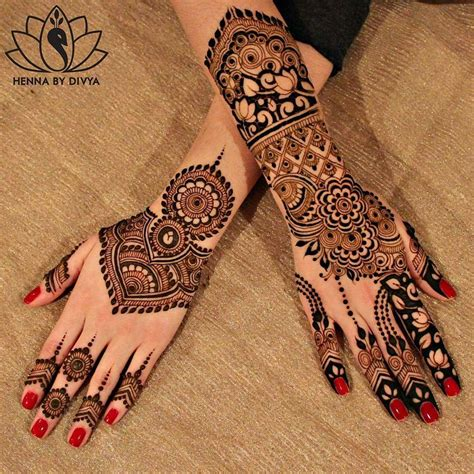 best eid mehndi designs 2017 2018 special collection