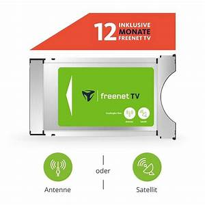 Freenet Tv Kaufen : freenet tv f r antenne satellit dvb s ci modul inkl ~ Kayakingforconservation.com Haus und Dekorationen