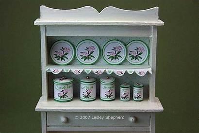 Printable Dollhouse Kitchen Miniatures Scale Miniature Printables