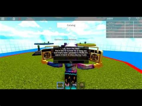 Do you need boombox roblox id? Roblox Catalog Songs - Id Roblox Codes Meme Songs Clean