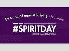 Thanks for making #SpiritDay the best ever! GLAAD