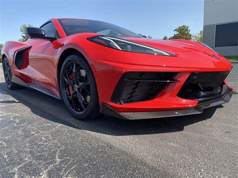 Torch Red 3lt Z51 Carbon Ground Effects Corvetteforum