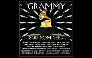 2017 GRAMMY Nominees Album has been released   Music News ...