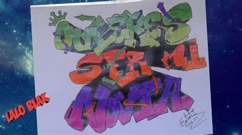 Grafity Quieres Ser Mi Novia : Graffiti De [quieres Ser Mi Novia]