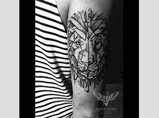 Tatouage Ephemere Lion Printablehd