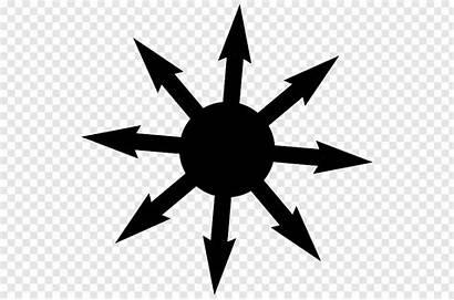 Chaos Occult Magick Symbol Sigil Magic Magia