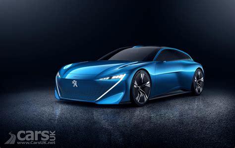 Peugeot Instinct Concept Showcases Peugeot's Future Design