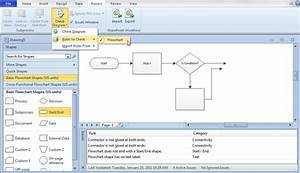 Microsoft Visio 2010   Tips For Creating Process And Flowchart Diagrams  Part 2