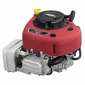 Briggs  U0026 Stratton  12 5 Hp Vertical Shaft Engine  344 Cc