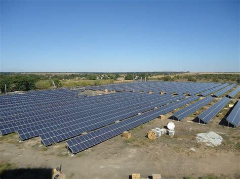 Самые большие солнечные электростанции в мире . электрическая энергия на производстве и в быту