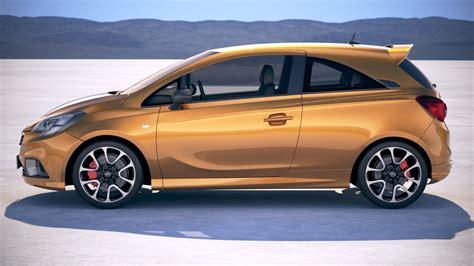 2019 Opel Corsa by Opel Corsa Gsi 2019