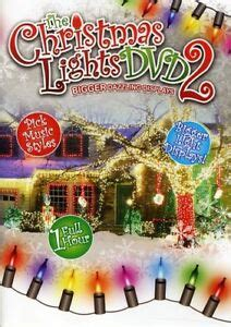 Christmas Lights 2: Bigger Dazzling Displays [New DVD ...