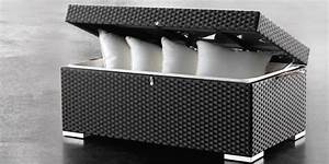 Coffre Resine Tressee : coti design coffre adora d coration ext rieure sur easylounge ~ Teatrodelosmanantiales.com Idées de Décoration