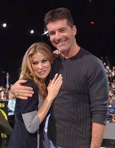 Simon Cowell, Carmen Electra split because of Lauren ...
