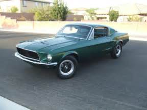 1968 Ford Mustang Fastback Bullitt Tribute for sale - Ford Mustang 1968 for sale in Las Vegas ...