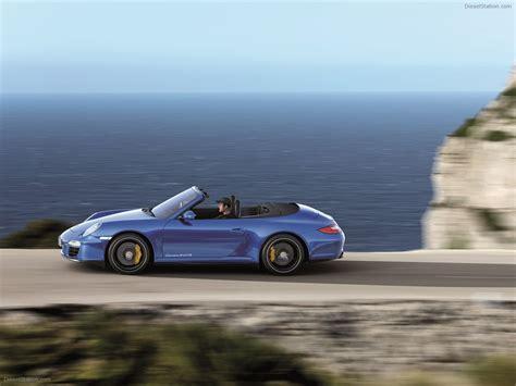 Porsche 911 Carrera 4 Gts Cabriolet 2018 Exotic Car