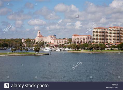 Vinoy Boat Basin by Yacht Basin And Vinoy Resort Hotel St Petersburg