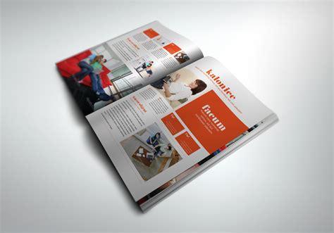 indesign pro magazine template kalonice