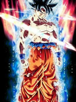 ultra instinct goku wallpaper  android apk