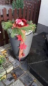 Advent Deko Für Draußen : pin von woenchen auf deko pinterest weihnachten weihnachtsdeko hauseingang und ~ Orissabook.com Haus und Dekorationen