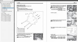 2002 2007 Suzuki Lt A400lt A400f Auto Eiger Service Manual