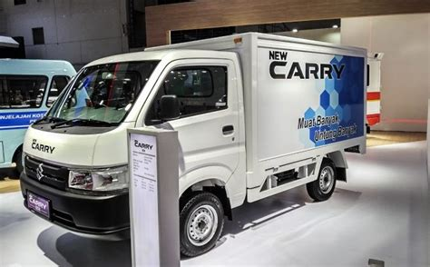 Suzuki Carry 2019 Modification by Suzuki Carry Box Siap Dukung Usaha Logistik Di Indonesia