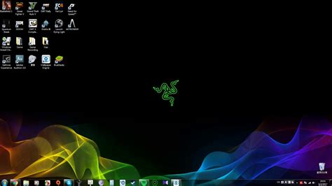 Razer Chroma Animated Wallpaper - wallpaper engine razer valerie wallpaper